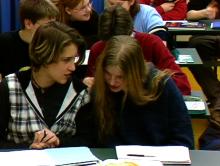 Gruppenarbeit im bilingualen Unterricht