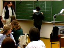 Ergebnispräsentation im Sprachunterricht