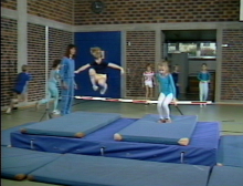 Hochsprung: Das Risiko für Sportverletzungen minimieren