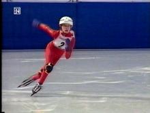 Eisschnelllauf in der Schule: Unfallverhütung