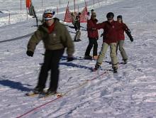 Gleitsportarten Skifahren lernen