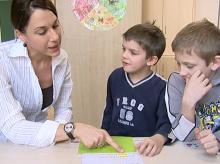 Sprache lernt man nur durch Sprechen - Sprachförderung in Klassen