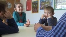 Der Vorkurs - Sprachförderung im letzten Kindergartenjahr